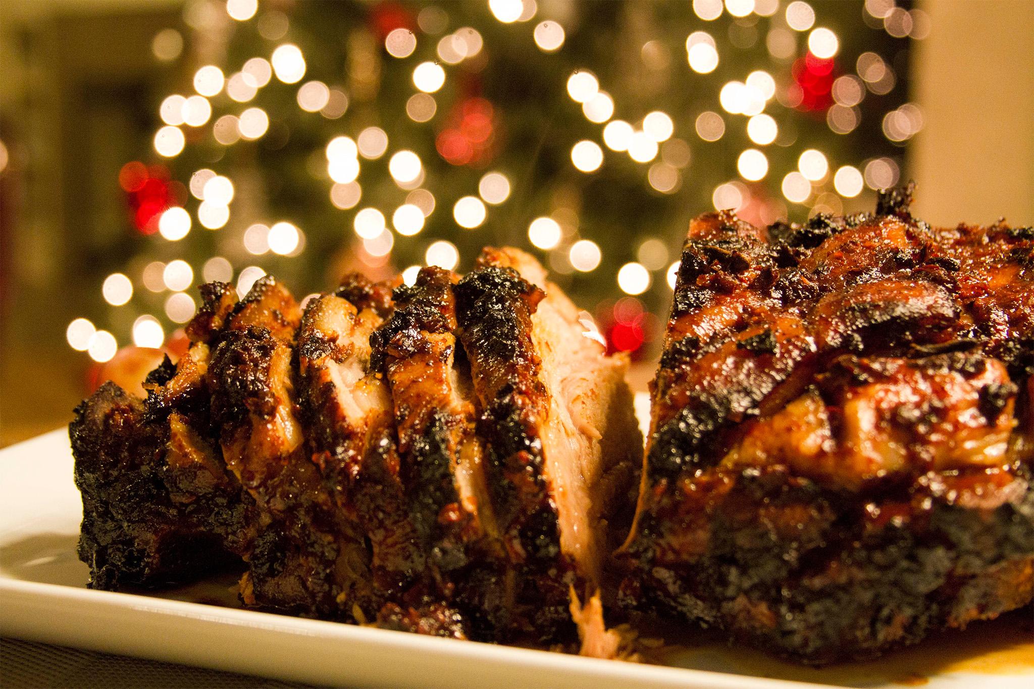 Cenas navide as o fin de a o carnes chefscarnes chefs - Comida para navidad facil ...